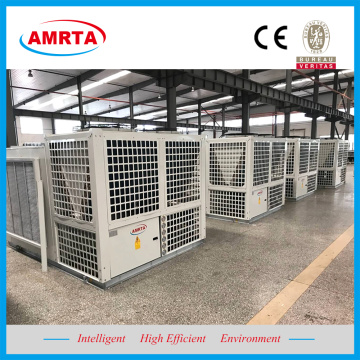 Free Cooling Air Cooled Chiller Rooftop Air Conditioner