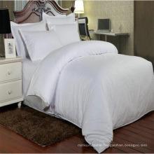 Stock Satin Stripe Bedsheet Sets for Bedding Comforter Duvet Cover (DPF1067)