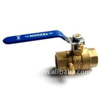fully forged threaded full port brass ball drain valves C37710 C46500