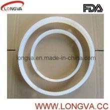Joint de silicone de qualité alimentaire pour vannes papillons avec certification FDA