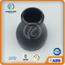 Raccords de tuyaux en acier con réducteur de carbone avec TUV (KT0049)
