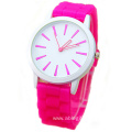 Hot Geneva Ladies Beautiful Silicone Watches