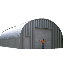 A S Q P shape quonset metal roof storage arch steel garage quonset hut kits