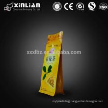 eco friendly aluminum foil tea bag