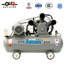 Dlr Jukong Brand Oil-Free Piston Air Compressor Wy-0.6/10