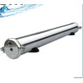 stainless steel membrane housing in water treatment