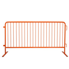 Pulverlackering Anpassad Metal Crowd Control Barrier