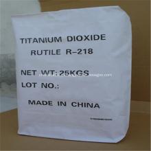 Pigmento blanco Rutilo de dióxido de titanio R5566