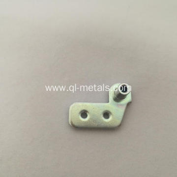 SPCC Electroplating/Tapping Sheet Metal Parts Fabrication