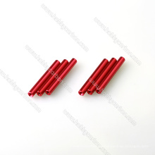 Eloxierte Farbe Kundenspezifische Aluminium-Abstandshalter, Abstandshalter für FPV-Unterstützung