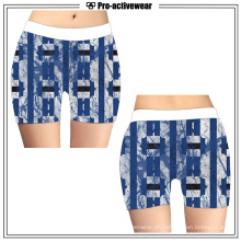 New Summer Girl Mulher Sports Gym Workout Yoga Shorts