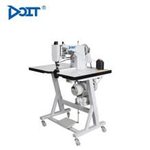DT 82 máquina de coser doméstica computarizada superficie doble aguja