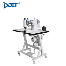 DT 82 máquina de costura doméstica de superfície de agulha dupla