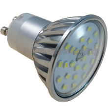 Luz LED Spot GU10 con 2835SMD LED, 5W, 550 ± 20lm (GU10AA1-25S2835)