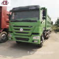 Tombereau d'occasion HOWO 6x4 371HP