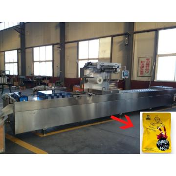 Continuos Vacuum Packaging Machine for Sausage