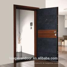 Custom Italy Style Itanian Stahl gepanzerte Türen, Qualität Exterieur Stahl Sicherheit Tür