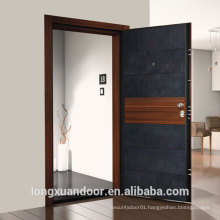 Custom Italy Style Itanian Steel Armoured Doors, Quality Exterior Steel Security Door