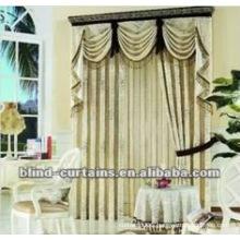 hot sale damask curtain