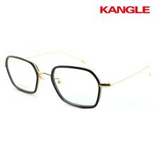 Comfortable fashion super light stainless eyeglass frame eyewear polarized glasses