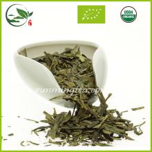 2016 Spring Organic Longjing Dragon Well Зеленый чай A