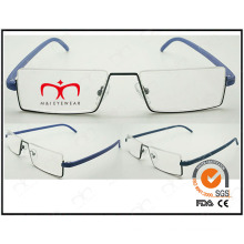 Hot Selling Colorful Tr90 Temples Metal Optical Frames (WRM503026)