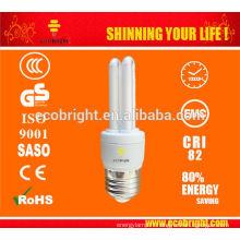 9mm 2U CFL 10000H CE qualité