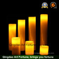 Flameless LED Scented Pillar Candle--Diferent Sizes
