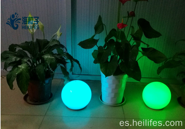 Bola decorativa de luz LED