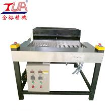 Practical dual-station pvc oven machine