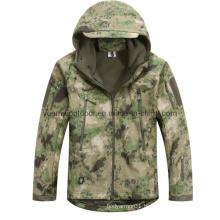 High Quality Military Softshell Jacket