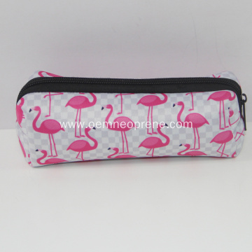 Sublimation Neoprene Zipper Pencil Case