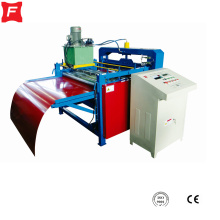 Máquina de corte de corte Uncoiling da folha