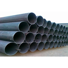SGS Certified Galvanized und Balck Seamless ERW Steel Tube