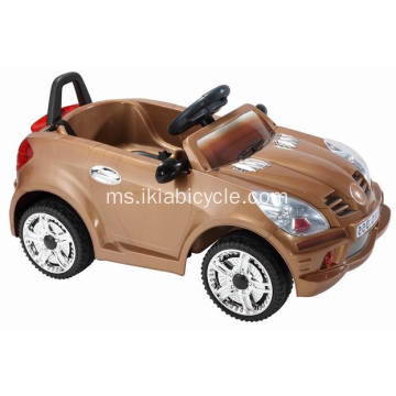 Model Baru LED Light Children Ride On Car