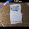 Papel de laminação de filme impressão de cartão de visita legal