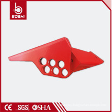 Professional China Manufacturer CE&OEM Safety Standard Ball Valve Lockout BD-F03 ,for safety lockout