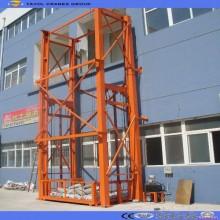 Elevadores hidráulicos verticales de carga Sjd1-3.5 con excelente calidad
