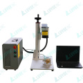 Gold Jewelry 20w / 30w Fiber Laser Ring Marking Machine