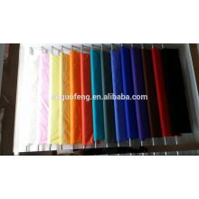Tissu sergé 100% C 40 * 40 120 * 90 57 / 58'dyeing pour votre besoin