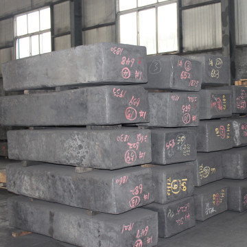 EDM Sparking Carbon Isostatic Graphite Blocks