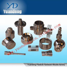 Bearbeitungsbearbeitung CNC Drehen von Stahlteilen