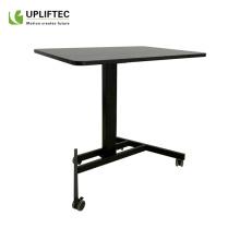 Adjustable Height Desk on Wheels