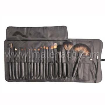 Cabelo natural de alta qualidade 18PCS Make Up Brush