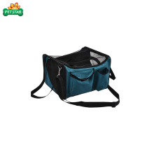 Durable Safe Luxury Designer Pet Carrier Travel Bag