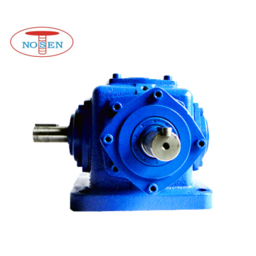 Small Type Slow 13N.m Spiral Bevel Gearbox