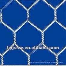 standard weight for hexagonal wire mesh