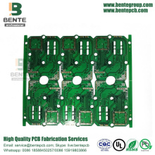 6-layer 3oz PCB multilayer FR4 Tg150 ENIG 3U