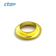 good quality gold plated metal shoe eyelet for sale
