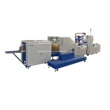 Полуавтоматическая машина для производства бумажных пакетов оптом